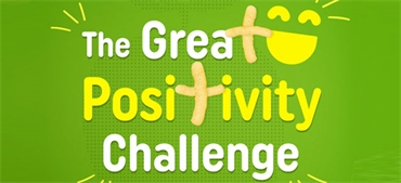 The Great Positivity Challenge!